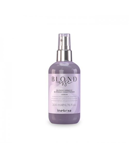 Inebrya Italy Blondesse Miracle Bi-Phase Condition...