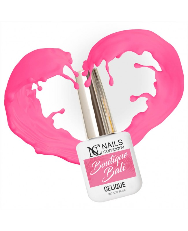 Nc Nails Ημιμόνιμα Χρώματα Boutique Bali 6ml
