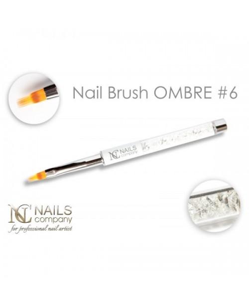 NC Nails Πινέλο Ombre No 6