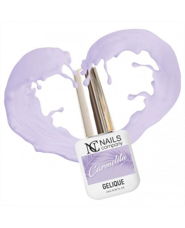 Nc Nails Ημιμόνιμα Χρώματα Carmelita 6ml