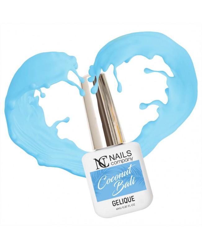 Nc Nails Ημιμόνιμα Χρώματα Coconut Bali 6ml