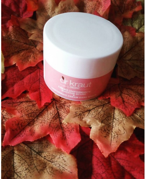 Dr Kraut Milano Uniforming Cream Dark Spots  with ...