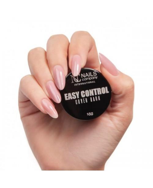 NC Nails Easy Control Gel Cover Dark 15gr