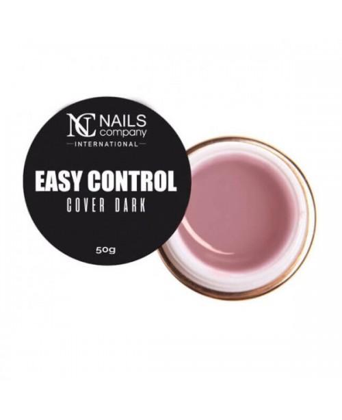 NC Nails Easy Control Gel Cover Dark 50gr