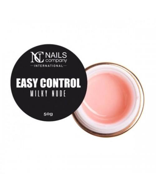 NC Nails Easy Control Gel Milky Nude 50gr