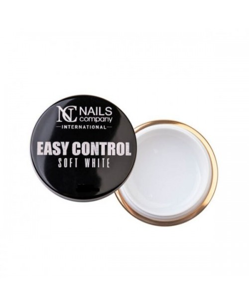 NC Nails Easy Control Gel Soft White 15gr