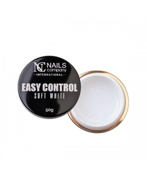 NC Nails Easy Control Gel Soft White 50gr