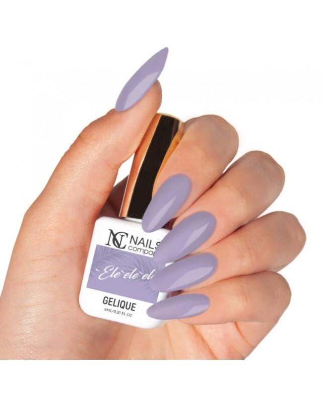 Nc Nails Ημιμόνιμα Χρώματα Ele ele ele 6ml