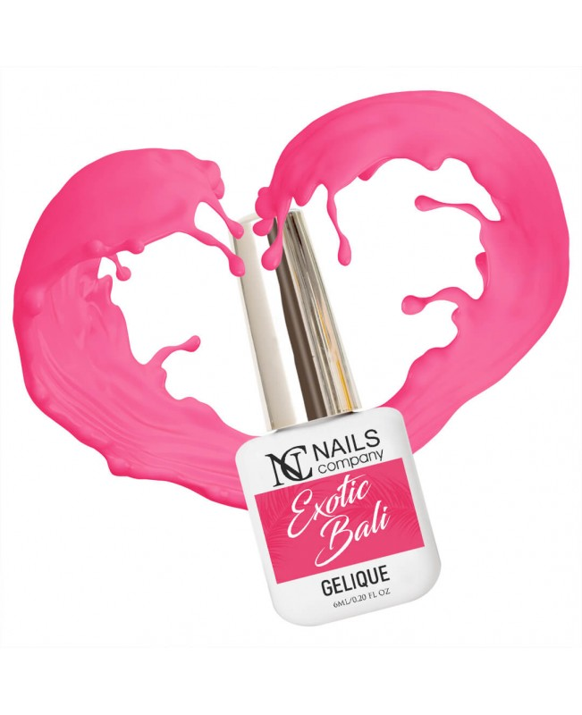 Nc Nails Ημιμόνιμα Χρώματα Exotic Bali 6ml