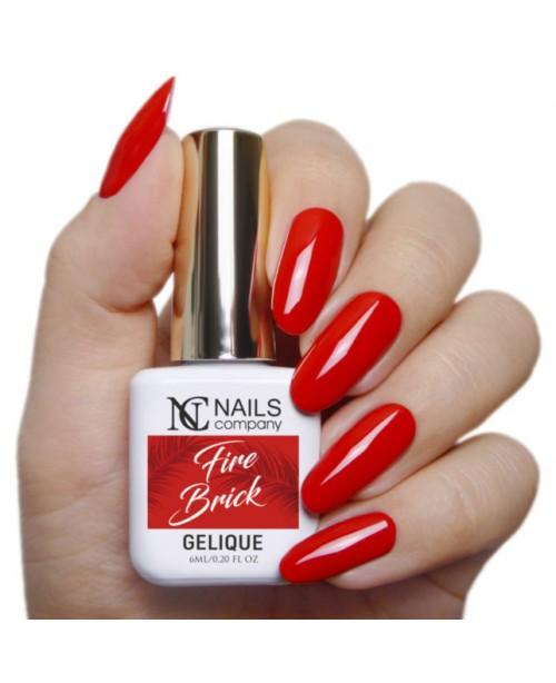 Nc Nails Ημιμόνιμα Χρώματα Fire Br...