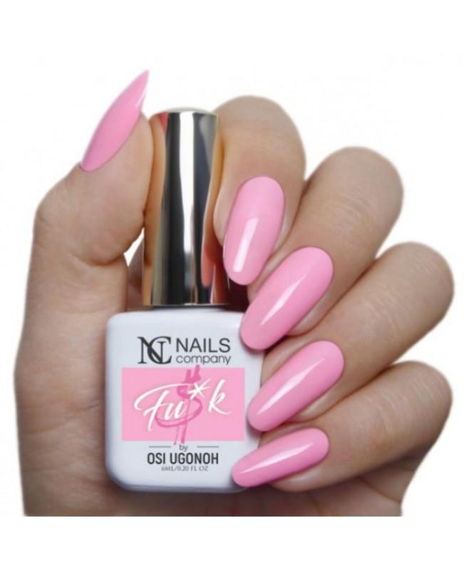 Nc Nails Ημιμόνιμα Χρώματα Fu*k 6ml