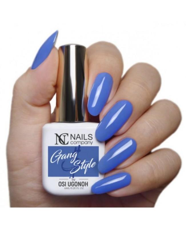 Nc Nails Ημιμόνιμα Χρώματα Gang Style 6ml