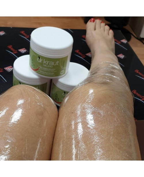 Dr Kraut Milano Thermo Cellulite Bandages Gel with...