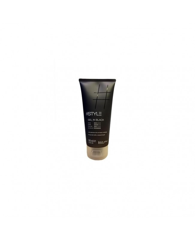 Gel In Black Definition And Style 100ml