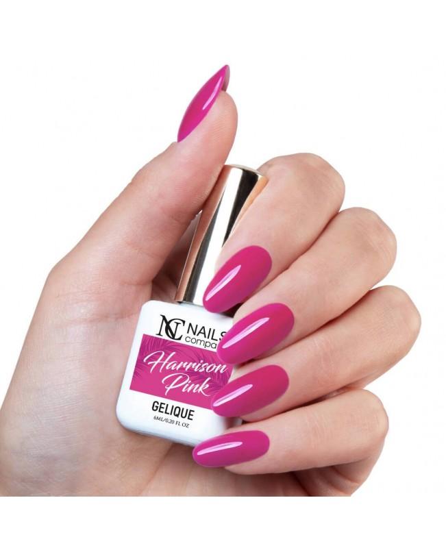 Nc Nails Ημιμόνιμα Χρώματα Harrison Pink 6ml