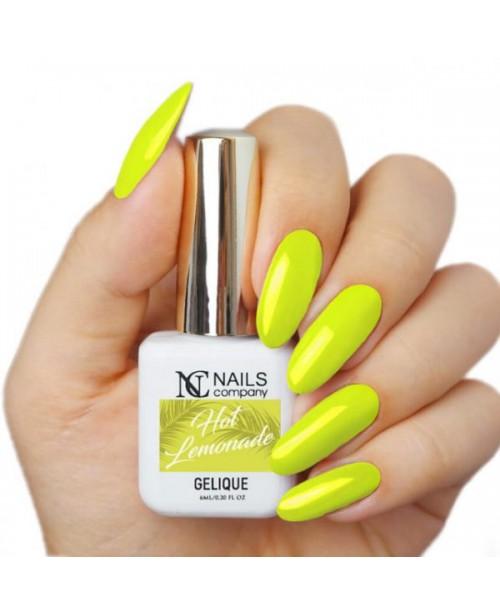 Nc Nails Ημιμόνιμα Χρώματα Hot Lem...
