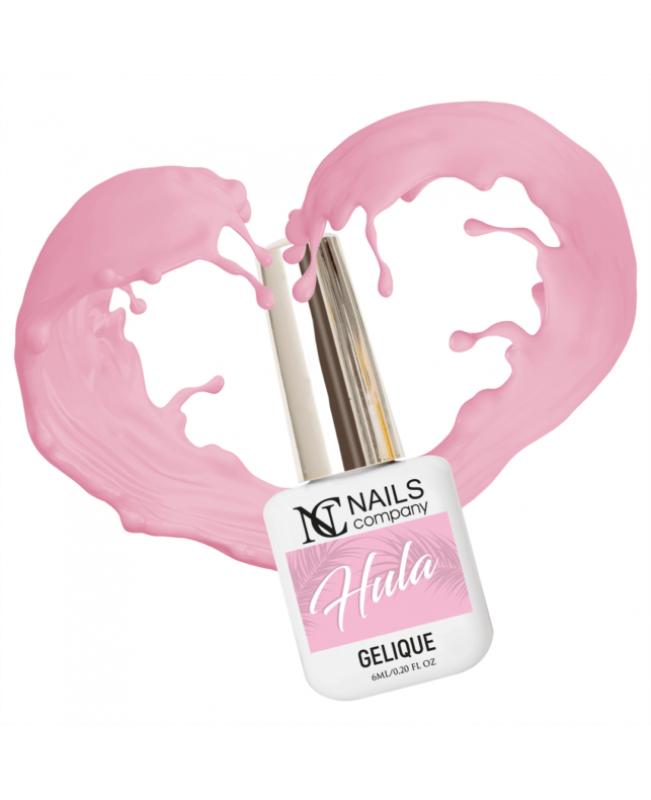 Nc Nails Ημιμόνιμα Χρώματα Hula 6ml