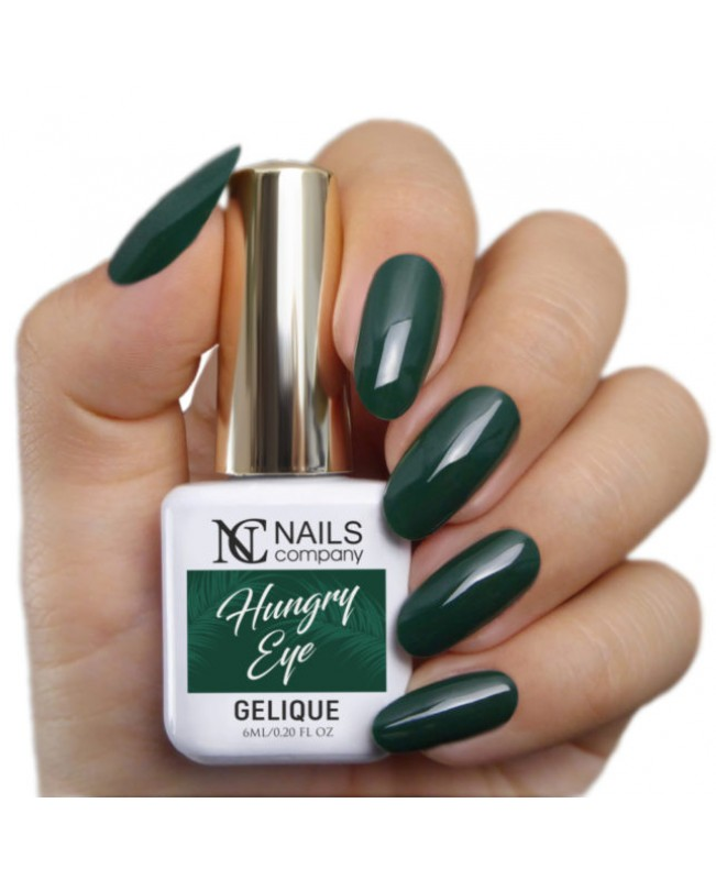 Nc Nails Ημιμόνιμα Χρώματα Hungry Eye 6ml