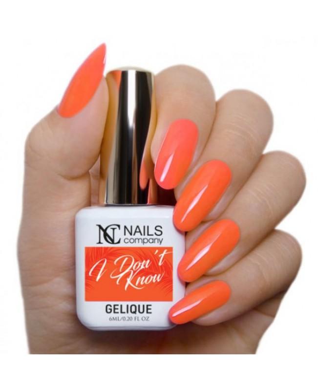 Nc Nails Ημιμόνιμα Χρώματα I Don't Know 6ml