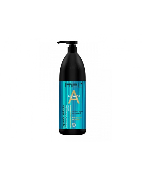 Imel Shampoo Argan Oil For Dyed & Damaged Hair...