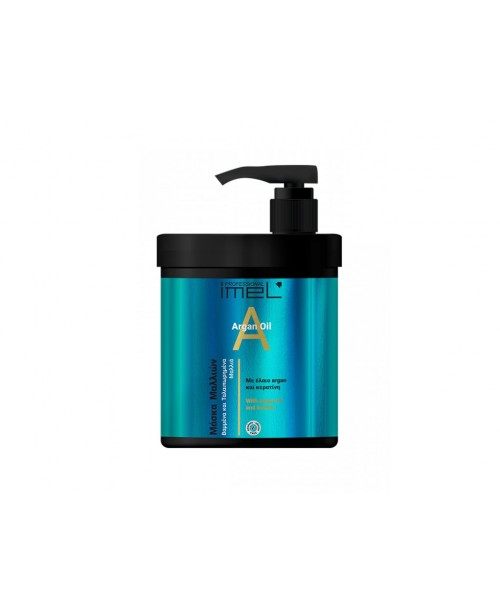 Imel Hair Mask Argan Oil & Keratin 1000ml
