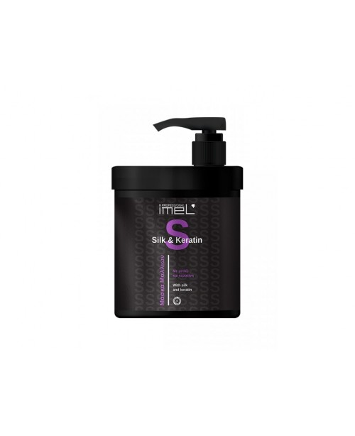 Imel Hair Mask Silk and Keratin 1000ml
