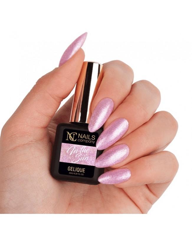 Nc Nails Ημιμόνιμα Χρώματα In The Sun 6ml