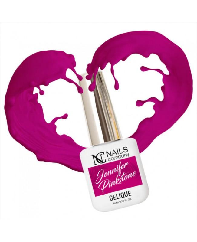 Nc Nails Ημιμόνιμα Χρώματα Jeniffer Pinkston 6ml