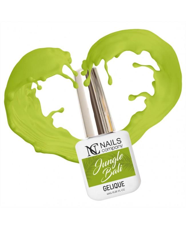 Nc Nails Ημιμόνιμα Χρώματα Jungle Bali 6ml