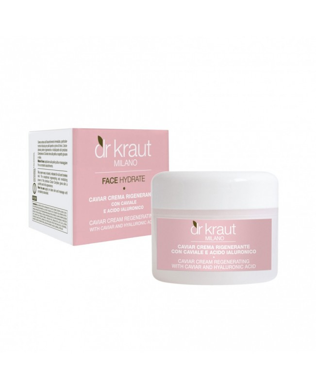 Dr Kraut Milano Caviar Regenerating Cream 50ml