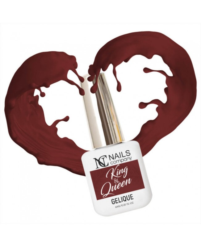 Nc Nails Ημιμόνιμα Χρώματα King & Queen 6ml