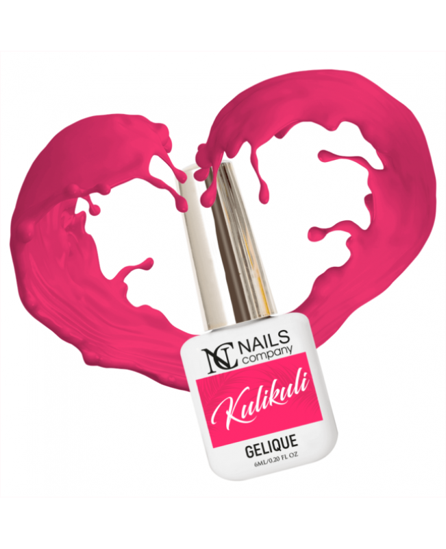 Nc Nails Ημιμόνιμα Χρώματα Kulikuli 6ml