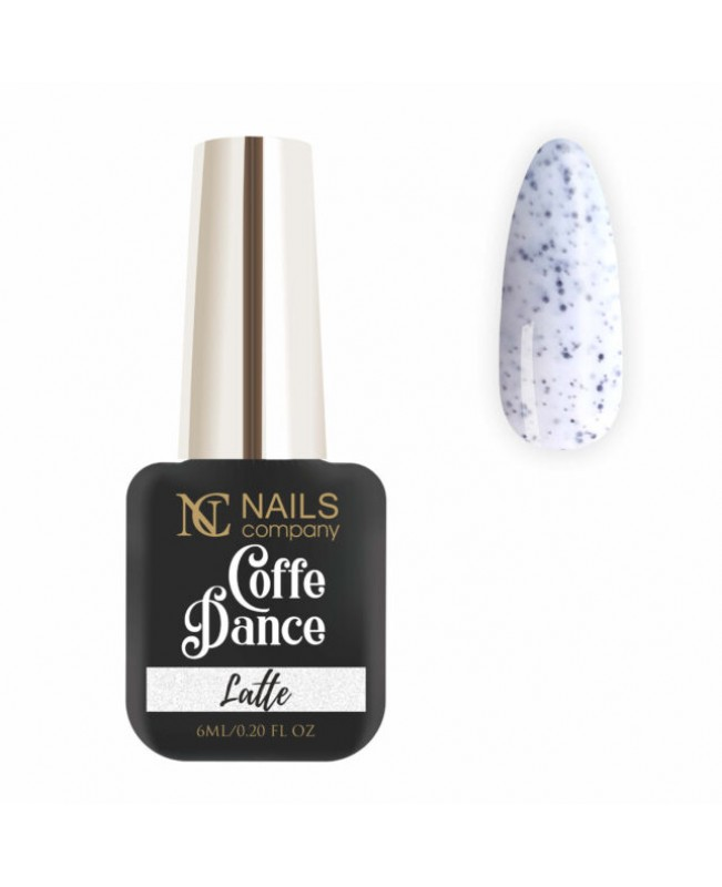 Nc Nails Ημιμόνιμα Χρώματα Latte 6ml