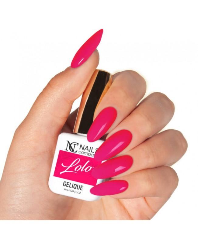 Nc Nails Ημιμόνιμα Χρώματα Lolo 6ml