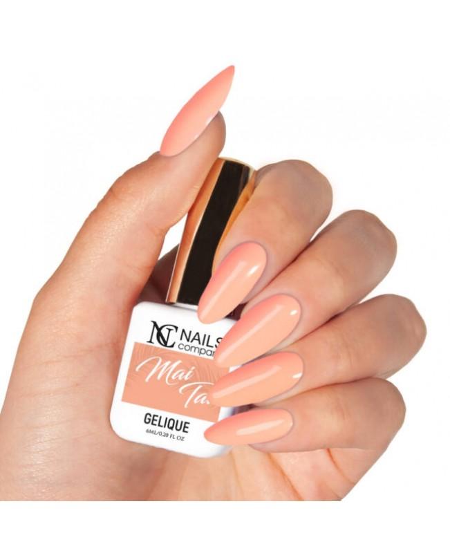 Nc Nails Ημιμόνιμα Χρώματα Mai Tai 6ml