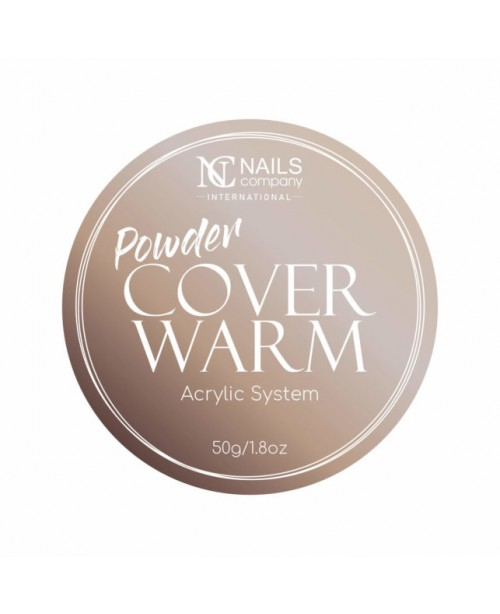 NC Nails Acrylic Powder Cover Warm 50gr