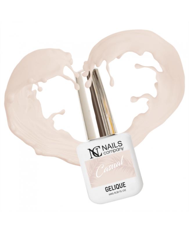 Nc Nails Ημιμόνιμα Χρώματα Casual 6ml