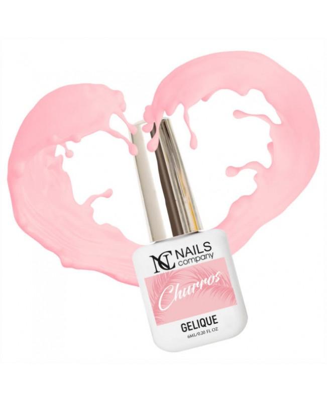 Nc Nails Ημιμόνιμα Χρώματα Churros 6ml