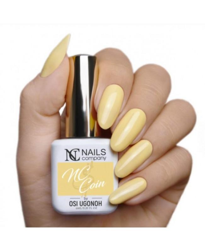Nc Nails Ημιμόνιμα Χρώματα Nc Coin 6ml