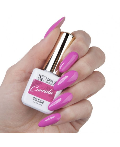 Nc Nails Ημιμόνιμα Χρώματα Corrida...