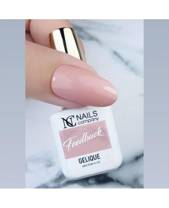 Nc Nails Ημιμόνιμα Χρώματα Feedback 6ml