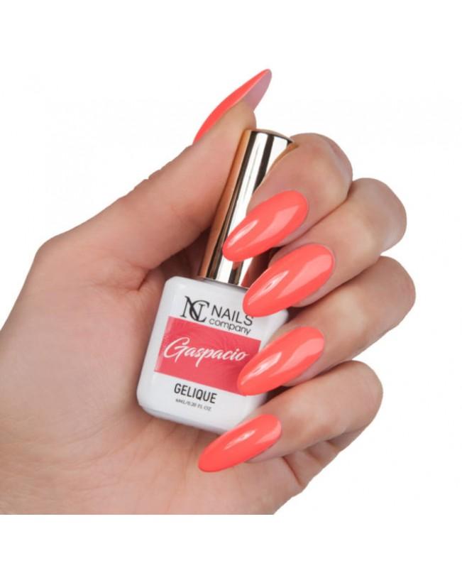 Nc Nails Ημιμόνιμα Χρώματα Gaspacio 6ml