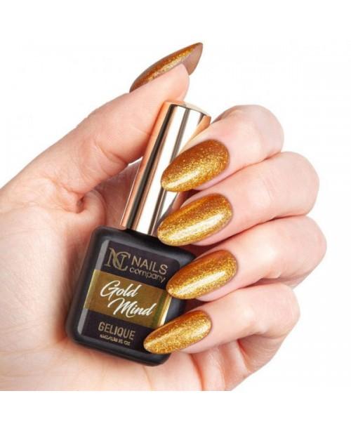 Nc Nails Ημιμόνιμα Χρώματα Gold Mi...