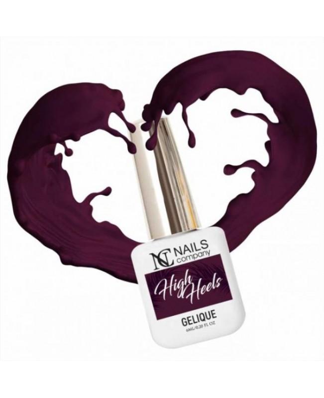 Nc Nails Ημιμόνιμα Χρώματα High Heels 6ml