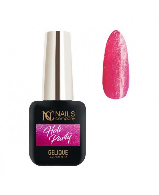 Nc Nails Ημιμόνιμα Χρώματα Holi Party 6ml