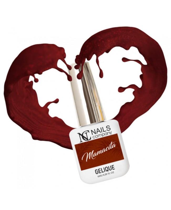Nc Nails Ημιμόνιμα Χρώματα Mamacita 6ml