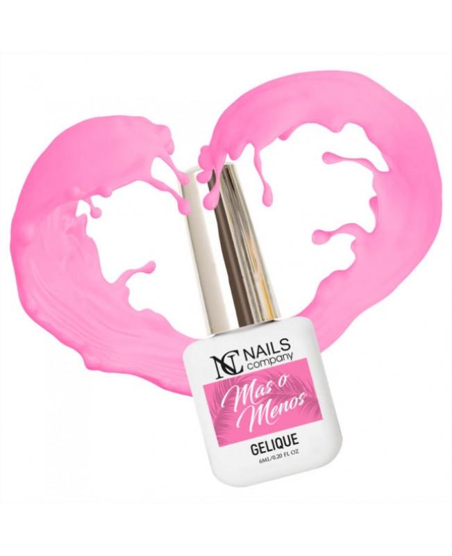 Nc Nails Ημιμόνιμα Χρώματα Mas o Menos 6ml