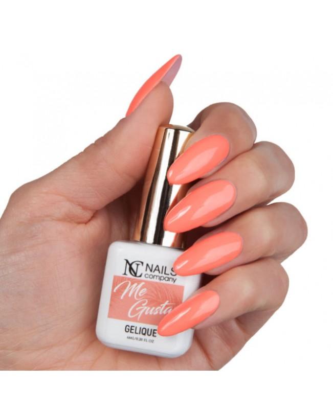 Nc Nails Ημιμόνιμα Χρώματα Me Gusta 6ml