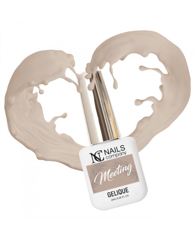 Nc Nails Ημιμόνιμα Χρώματα Meeting 6ml