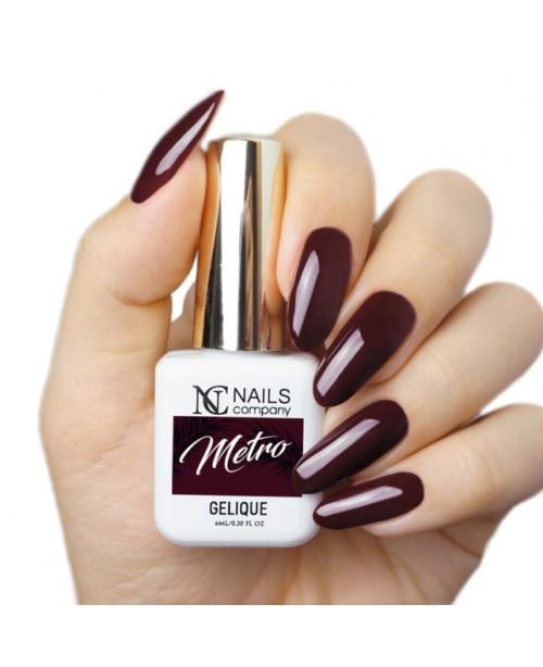Nc Nails Ημιμόνιμα Χρώματα Metro 6...